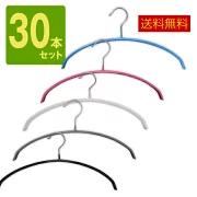 すべらない三日月/シルエットハンガー